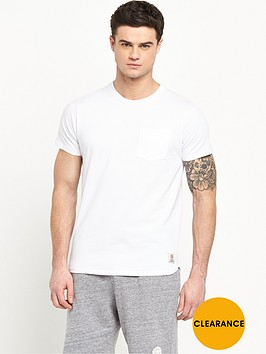 franklin-marshall-franklin-amp-marshall-technical-t-shirt