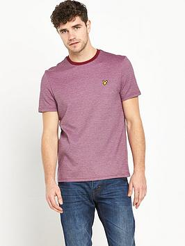 lyle-scott-allover-birdseye-mens-t-shirt