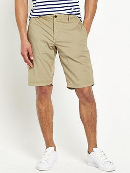 franklin-marshall-franklin-amp-marshall-slim-fit-chino-shorts