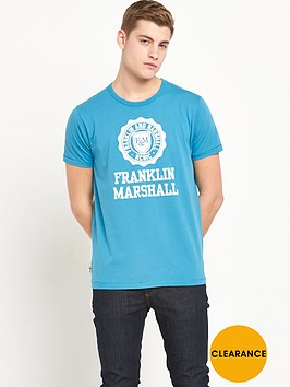 franklin-marshall-franklin-amp-marshall-seal-logo-t-shirt