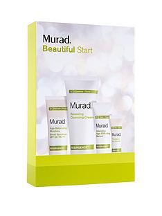 murad-resurgence-beautiful-startnbspamp-free-murad-peel-polish-amp-plump-gift-set