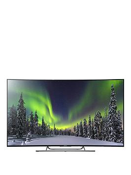 sony-kd55x8005cbu-55-inch-smart-ultra-hd-freeview-hd-led-tv-black