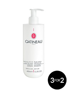 gatineau-free-gift-aha-body-lotionnbspamp-free-gatineau-melatogenine-refreshing-cleansing-cream-250ml