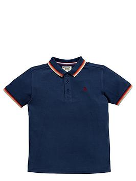 penguin-ss-tipped-polo