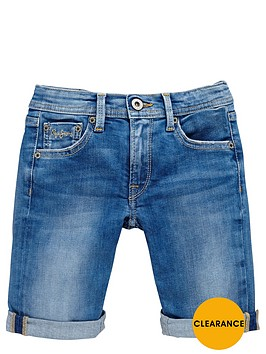 pepe-jeans-denim-short