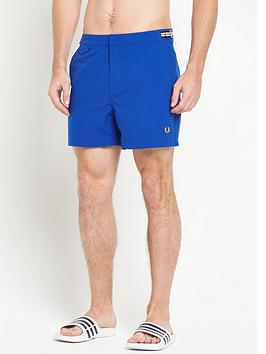 fred-perry-classic-swim-shorts