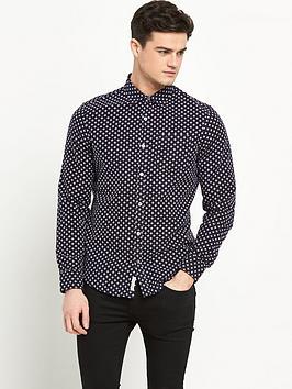 penguin-penguin-surge-dobby-woven-shirt-with-x039s