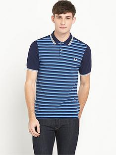 fred-perry-fred-perry-blue-stripe-polo