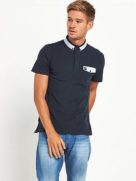 voi-jeans-port-short-sleeve-polo-shirt