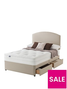 silentnight-mirapocket-penny-1200-deluxe-tufted-divan-with-optional-storage