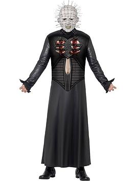 pinhead-costume-black-with-printed-tunic-and-mask