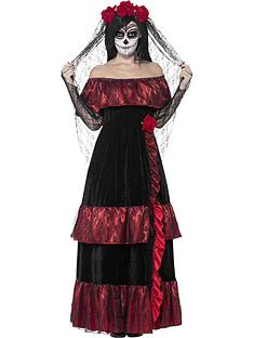 day-of-the-dead-deluxe-bride-costume-with-dress-and-rose-veil