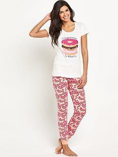 sorbet-i-doughnut-know-what-i-would-do-without-you-pyjamas