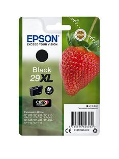 epson-29xl-claria-home-strawberry-ink-cartridge-black-ink