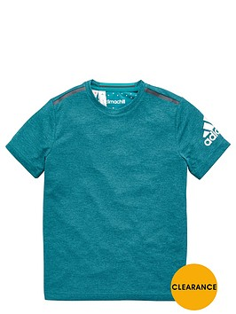 adidas-older-boys-clima-chill-tee