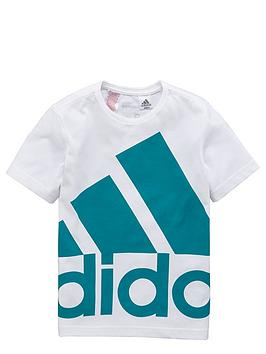 adidas-older-boys-large-logo-tee
