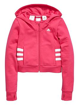 adidas-older-girls-crop-hoody