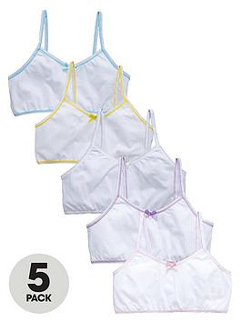 v-by-very-girls-plain-crop-tops-5-pack