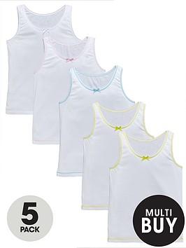 v-by-very-girls-sleeveless-vests-5-pack
