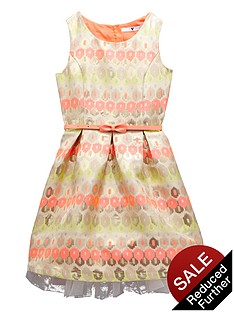 v-by-very-girls-belted-premium-prom-dress-with-net