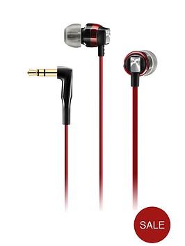 sennheiser-cx300-in-ear-headphones-red