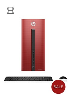 hp-pavilion-550-108na-amd-a10-processor-8gb-ram-1tb-hdd-and-128gb-ssd-storage-desktop-base-unit-with-amd-radeon-r5-3-graphics-and-optional-1-years-microsoft-office-365-personal-red