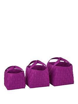 set-of-3-felt-baskets-purple