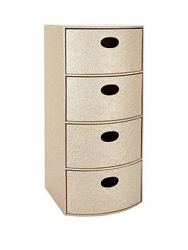 glitter-4-drawer-chest-champagne