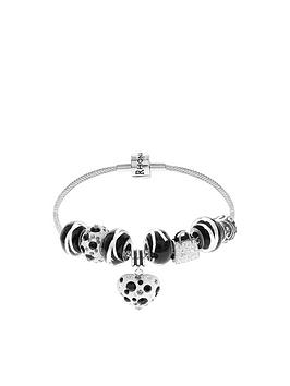 link-up-sterling-silver-sparkle-charm-bracelet-complete-with-13-charms