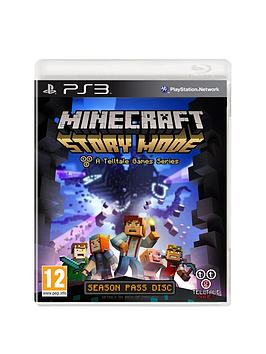 playstation-3-minecraft-story-mode