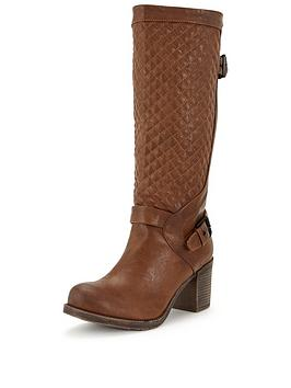 dolcis-perpignon-quilted-calf-boot