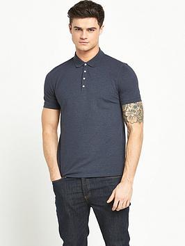 selected-homme-short-sleeve-polo-shirt