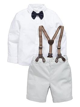 ladybird-boys-occasion-bow-tie-shirt-braces-and-shorts-set
