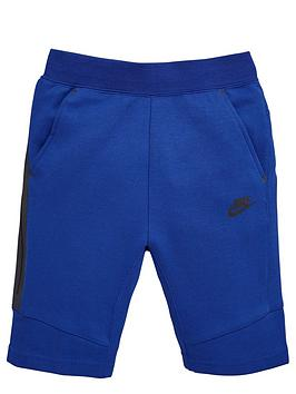nike-older-boys-tech-fleece-shorts