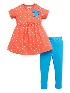 ladybird-girls-jersey-heritage-spotty-dress-and-leggings-set-2-piece