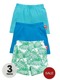 ladybird-baby-boys-bright-shorts-3-pack