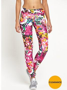 adidas-workout-flower-print-tight