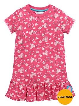 ladybird-girls-printed-jersey-skater-dress