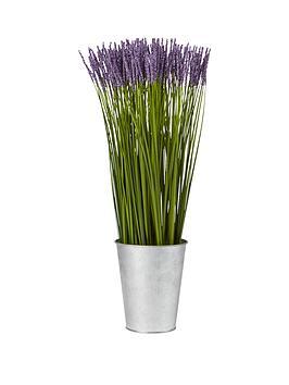 artificial-lavender-in-tin