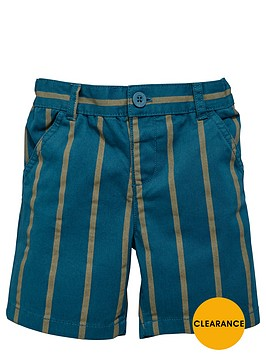 ladybird-boys-stripe-chino-shorts