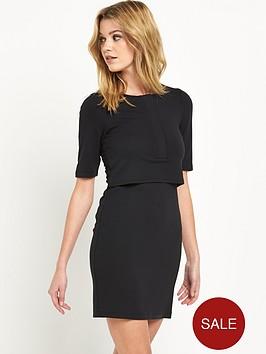 french-connection-manhattan-short-sleeved-dressnbsp