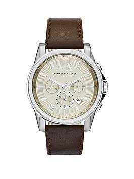 armani-exchange-taupe-dial-and-stainless