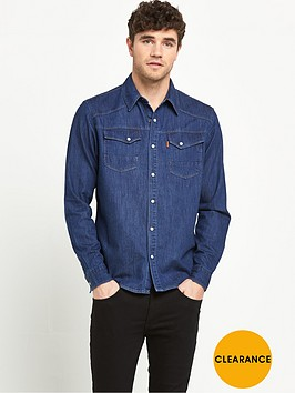 883-police-bronco-mens-denim-shirt