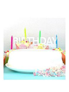 personalised-birthday-acrylic-cake-topper