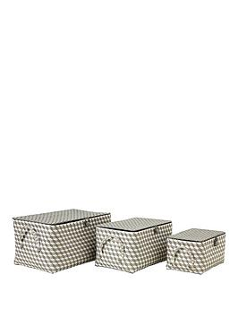 set-of-3-rectangular-lidded-baskets-black