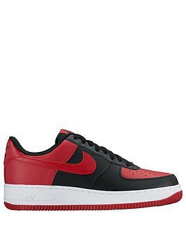 nike-air-force-1-shoe-blackred