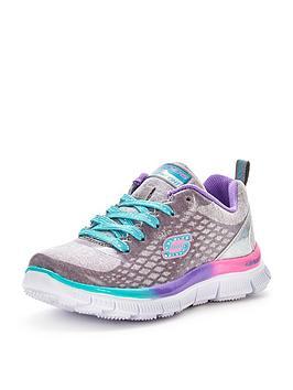 skechers-girls-skech-appeal-lace-trainers