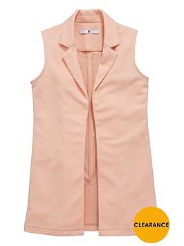 v-by-very-girls-textured-sleeveless-jacket