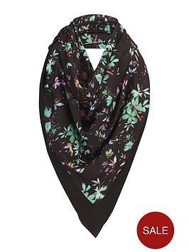 oriental-floral-scarf