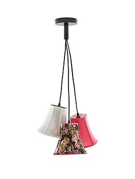 pretty-floral-cluster-ceiling-light
